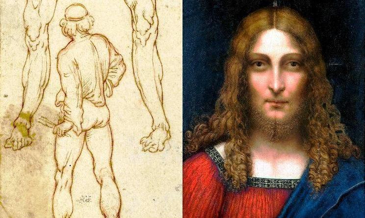 Atelier di Leonardo e il Salvator Mundi