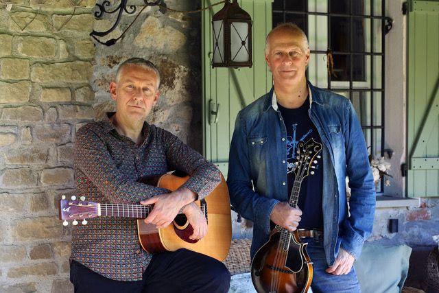 Da sinistra Paolo Bonfanti e Martino Coppo