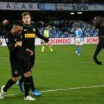 Napoli Inter 1-3: dopo quasi 23 anni i nerazzurri tornano a vincere al San Paolo
