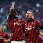 Milan-Udinese 3-2. Rebic al 93' regala la vittoria