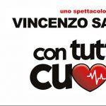 Vincenzo Salemme torna con la commedia Con tutto il cuore