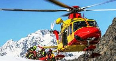soccorsi Sondrio - incidente Diego Lanfranchi