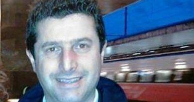 Giuseppe Cicciù Frecciarossa deragliato