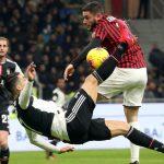 Milan-Juventus 1-1 in Coppa Italia: Ibra salterà il ritorno della semifinale