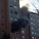 Incendio in via don Luigi Sturzo a Cernusco sul Naviglio: morte due donne