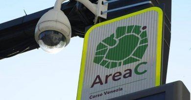 Area C - Parcheggi gratuiti a Milano