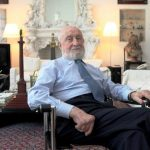 Vittorio Gregotti è morto in seguito alle conseguenze di una polmonite
