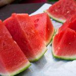 L'anguria frutto dell'estate milanese e fa anche bene
