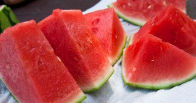 L'anguria frutto dell'estate milanese