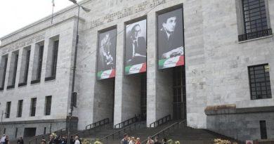 incendio tribunale Milano