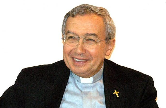 Monsignor Vincenzo Rini
