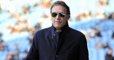 Cellino - Il Brescia chiede di attendere prima di riprendere il campionato