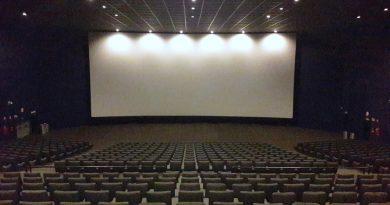 sala cinema casa