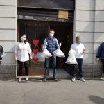 Municipio 4 consegna mascherine gratis a Rogoredo