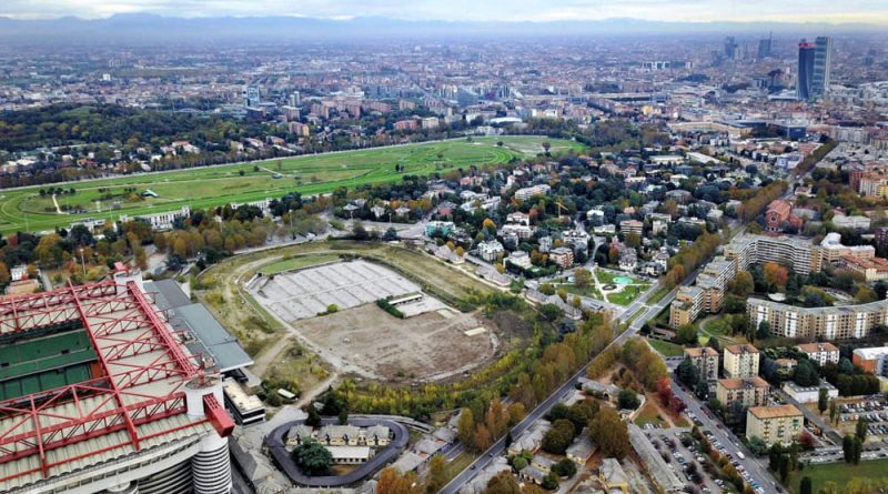 Hines Ex Trotto Milano San Siro
