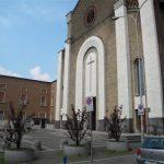 Principio di incendio alla Chiesa Santi Martiri di Legnano