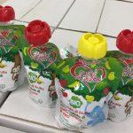 A Como 12 mila bottigliette di succhi di frutta e smoothies per chi è in difficoltà