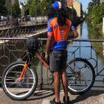 AbbracciaMi: inaugurato il primo tratto dell'itinerario ciclopedonale da Adriano a Corvetto