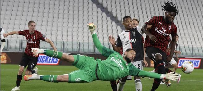 Juve-Milan 0-0
