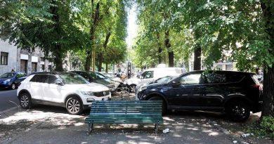 Milano intervento tattico in via Pacini