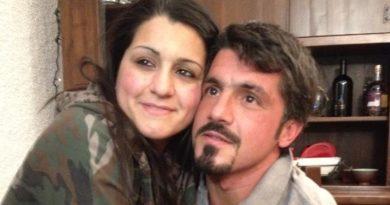 Rino e Francesca Gattuso