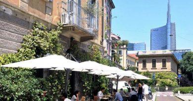 prime cinque nuove aree pedonali la Milano