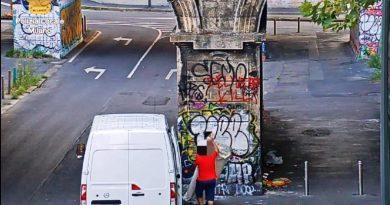 Milano scarico illecito di rifiuti