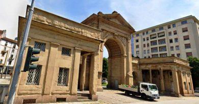 caselli daziari di Porta Nuova