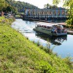 La diga del Panperduto a Somma Lombardo è tra le opere candidate a diventare Patrimonio dell'Unesco