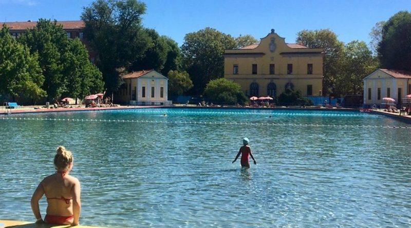 centri balneari Milano ferragosto