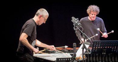 foto Andrea Dulbecco (a sx) e Luca Gusella