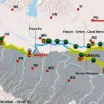 Sviluppo del sistema idroviario padano – veneto: si punta alle risorse del Recovery Fund