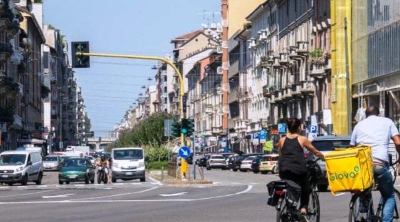 viale Monza Milano