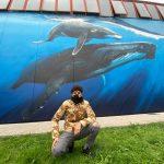 Un nuovo murales Retake per la Piscina Procida