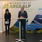 A Lombardia presidenza Arge Alp: coinvolte Austria, Germania e Svizzera