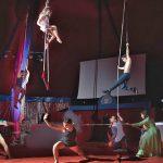 Halloween 2020 a Milano: il Circo di Peschiera Borromeo mette in scena Maleficent Tribute