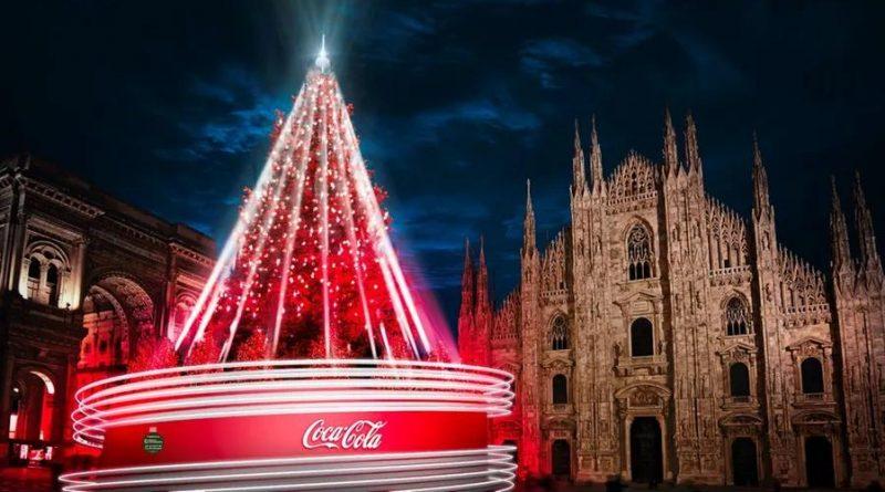 Natale in Duomo con Coca Cola