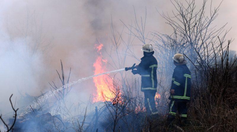 Vigili del Fuoco antincendio boschi
