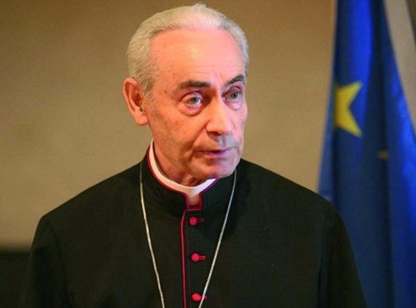 monsignor Marco Ferrari