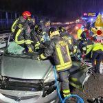 Incidente in tangenziale Ovest all'altezza di Rozzano: 3 morti, distrutta famiglia di origini latinoamericane