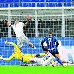 Tre gol, tre punti e terza vittoria consecutiva in campionato-; l'Inter di Lukaku va!