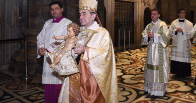 Messa di Natale a Milano