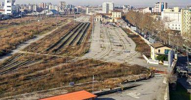 Scalo ferroviario Porta Romana Milano