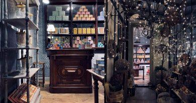 Temporary Shop Pastiglie Leone