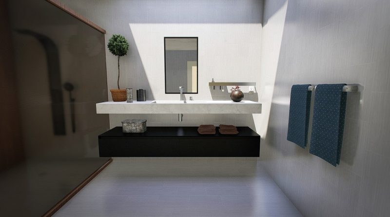 sanificazione bagno