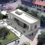 Biblioteca di Baggio: iniziati i lavori del nuovo padiglione
