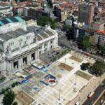 Piazza Luigi di Savoia: arriva il giardino dedicato ai bambini
