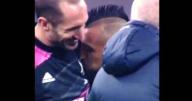 Vidal bacia stemma Juve