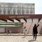 Più verde e nuove pavimentazioni per aumentare la vocazione pedonale dell'area di San Vittore