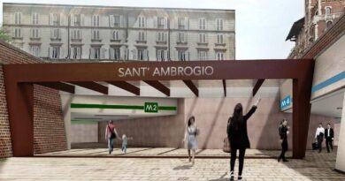 Milano M2 - M4 S. Ambrogio